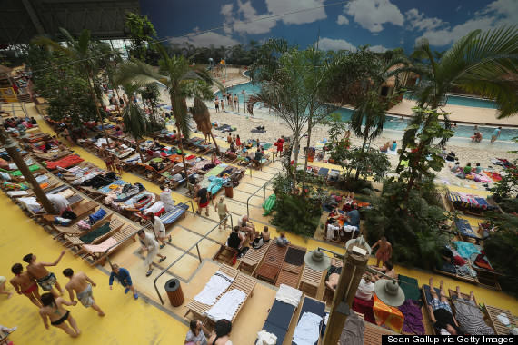 This Massive Aircraft Hangar In Germany Is Actually A Tropical Island Paradise o 161955583 570