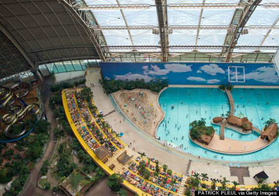 This Massive Aircraft Hangar In Germany Is Actually A Tropical Island Paradise o 452776967 570