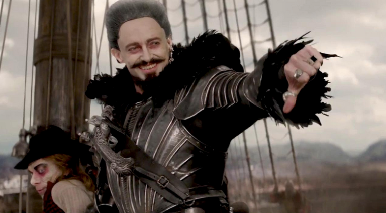 The New Pan Trailer Has Dropped With Hugh Jackman As Blackbeard pan1