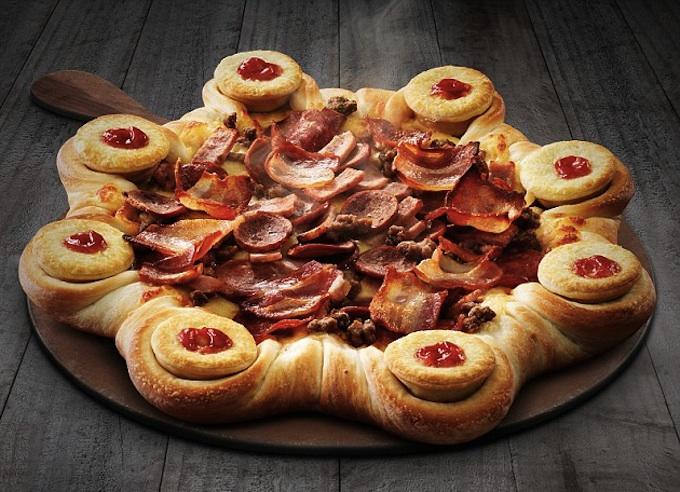 Pizza Hut Are Making A Pizza With Meat Pies In The Crust, Im Really Hungry Now pizza hut
