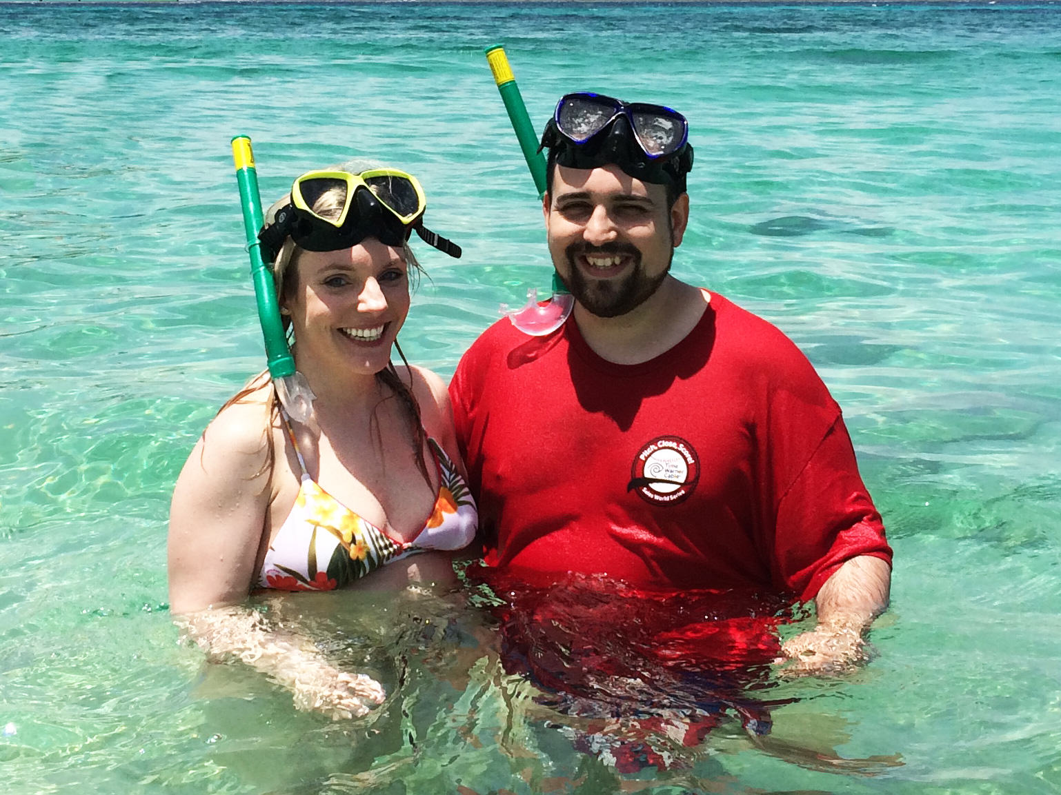 Guy Wins SECOND Free Trip To Puerto Rico, This Time Gets To Take His Wife pr 3
