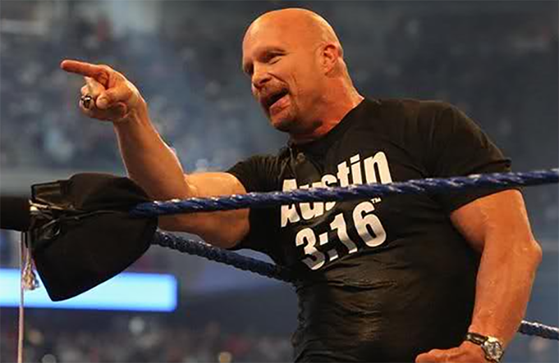 Steve Austin Was Almost Given The Worst Name In Wrestling History scsa1