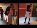 Bully Tries To Intimidate Smaller Kid, Gets Shock Of His Life small