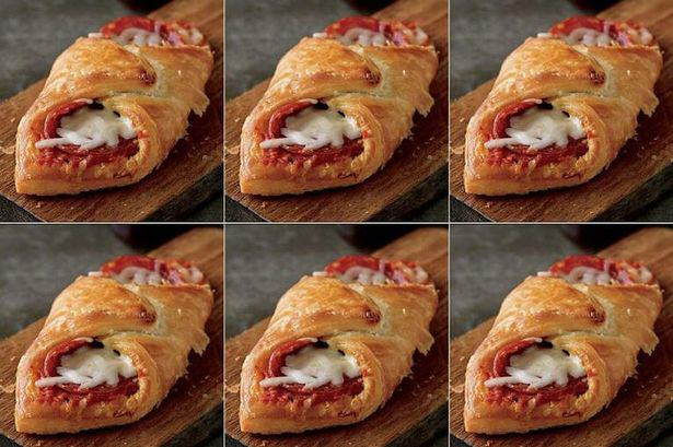 Starbucks Launch New Pizza Croissant, It Looks As Epic As It Sounds starbucks