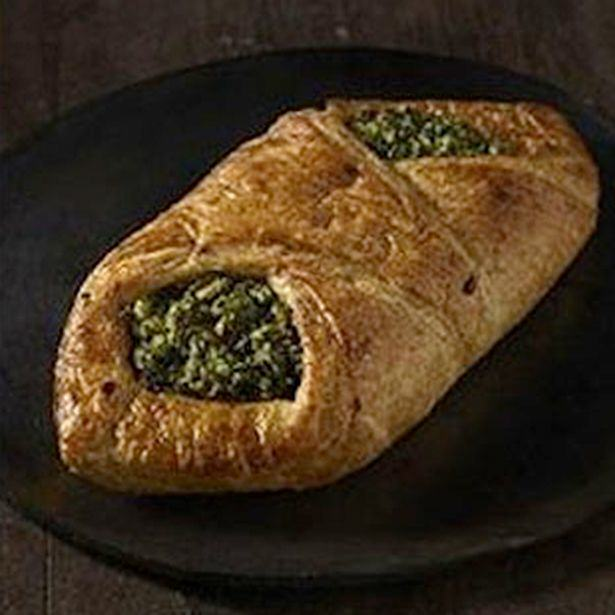 Starbucks Launch New Pizza Croissant, It Looks As Epic As It Sounds starbucks1