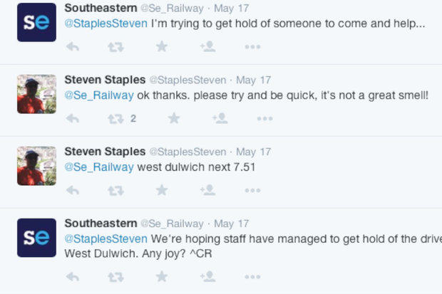 Train Passenger Gets Stuck In Toilet, Tweets Train Company For Help stuck
