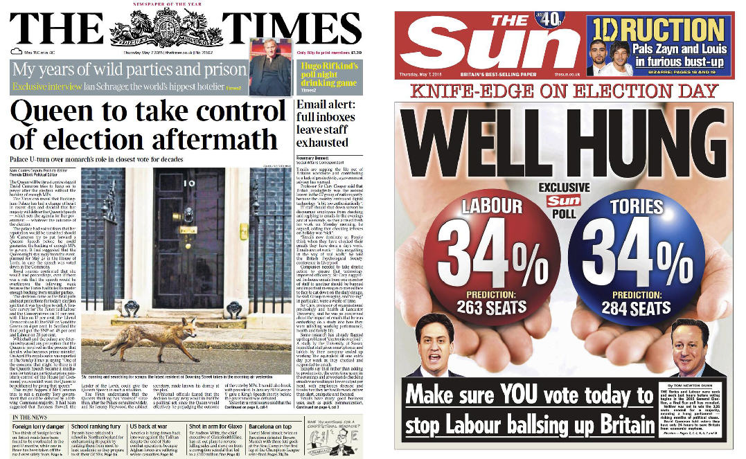Britains Free Press Is In Shackles sun