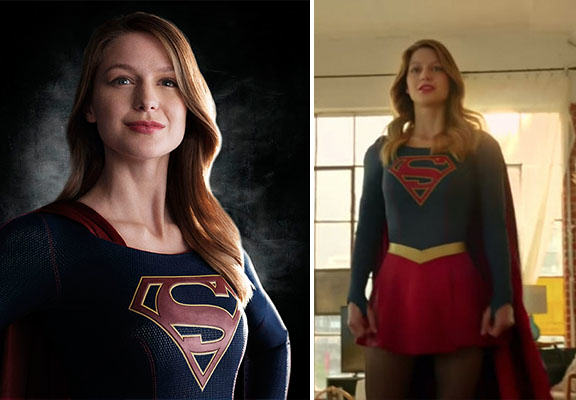 Pilot Episode For Supergirl Leaks Six Months Before Scheduled Release supergirl WEB
