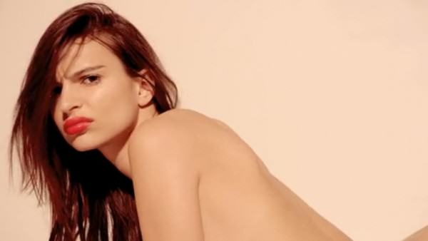 Creepy Guy Is Selling A Thong Emily Ratajkowski Left In His Bedroom thong1