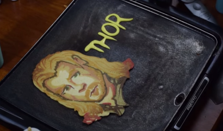 These Avengers Pancakes Are The Best Thing You Will See Today thor
