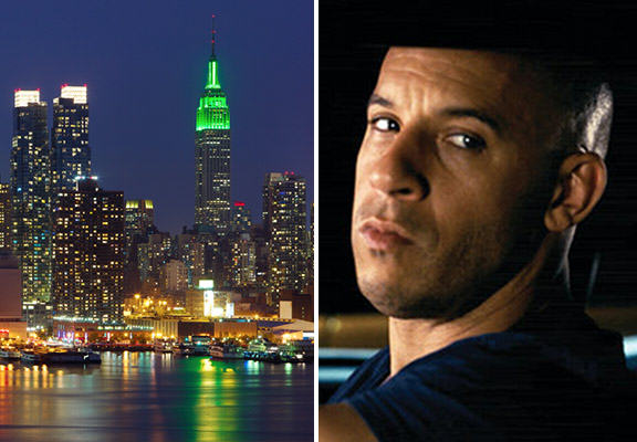 Fast And Furious 8 To Be Set In New York City, Vin Diesel Drops Another Hint vin diesel nyc WEB