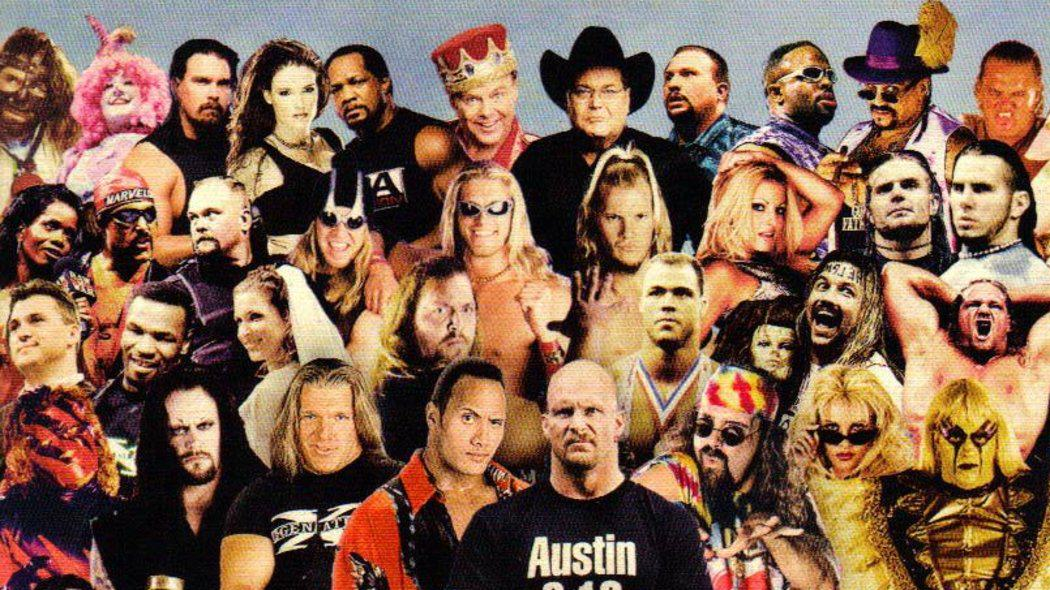 Steve Austin Was Almost Given The Worst Name In Wrestling History wwe the attitude era dvd cover jpg.0 cinema 1050.0