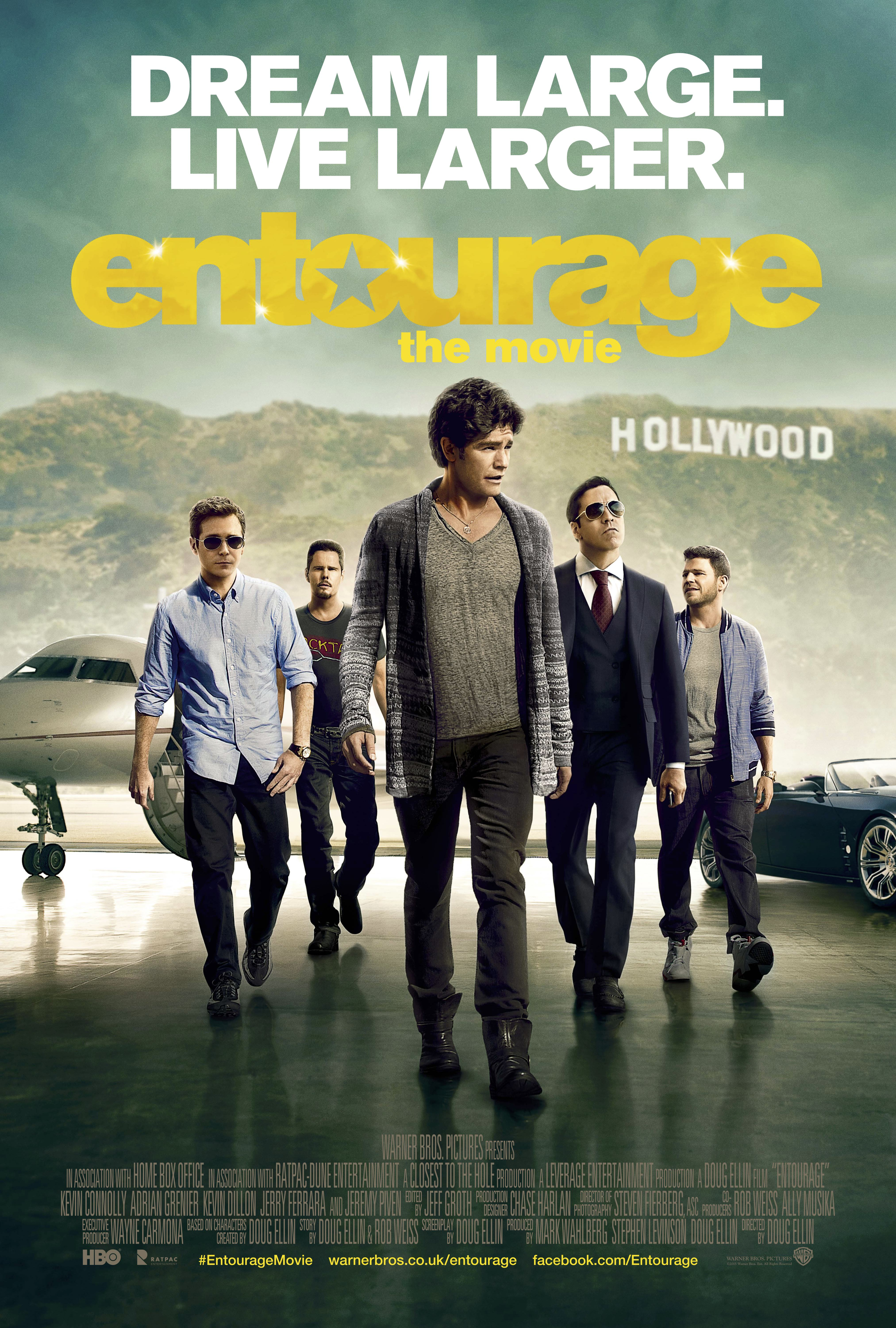 Win 4 Tickets To The Entourage UK Premiere 1 Sheet Alt 1