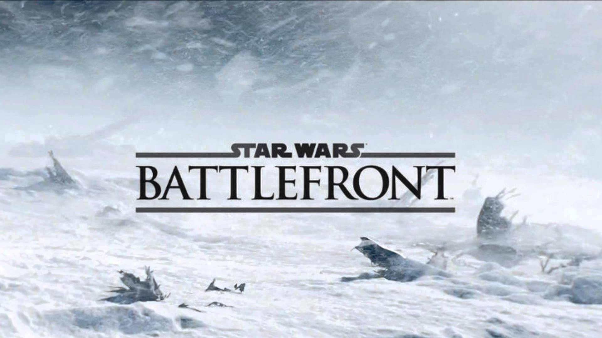 Star Wars Battlefront Multiplayer Footage Unveiled At E3   Get Excited! %name