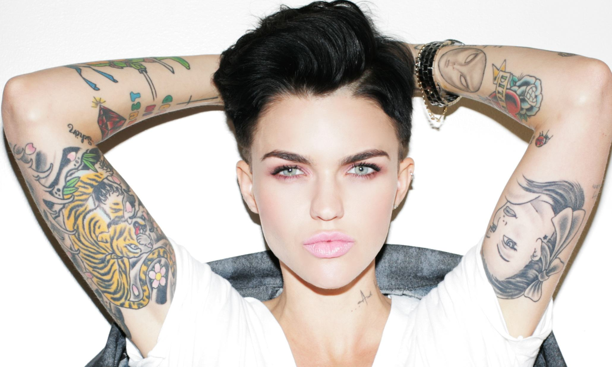 Ruby Rose Isnt The ONLY Hot Woman With Short Hair %name