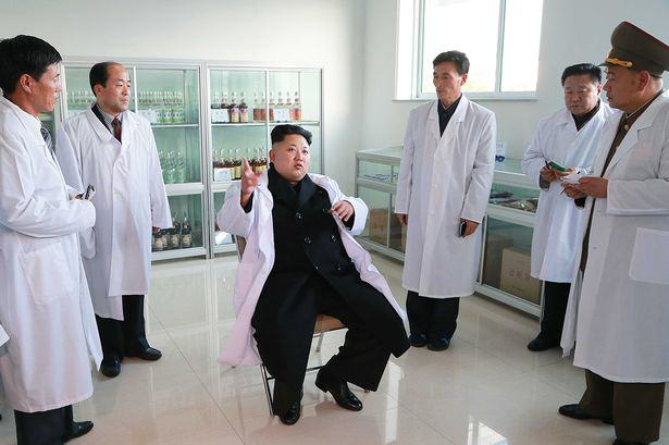Kim Jong un Claims To have Discovered A Miracle Cure For AIDs, Sars And Ebola 1101