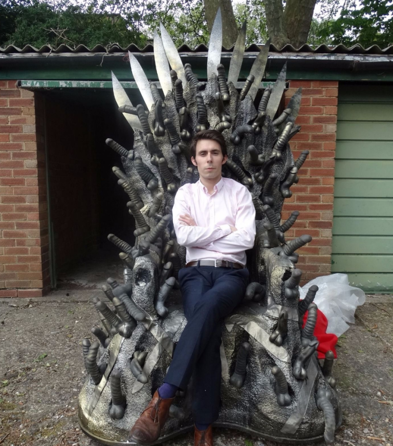 You Can Now Get The Game Of Thrones Dildo Chair On eBay 111111222
