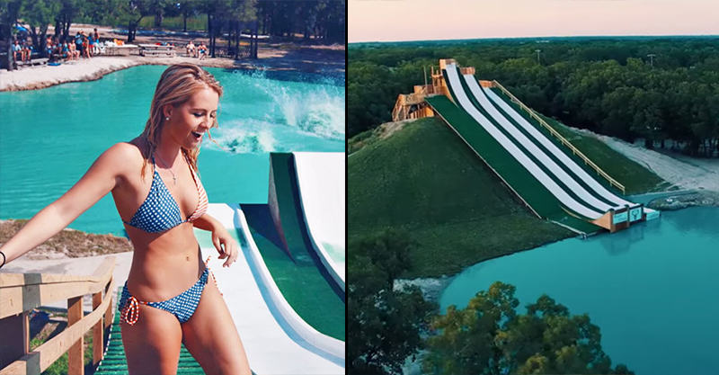 This Water Slide In Texas Shows Why Everyone Loves Summer 1129