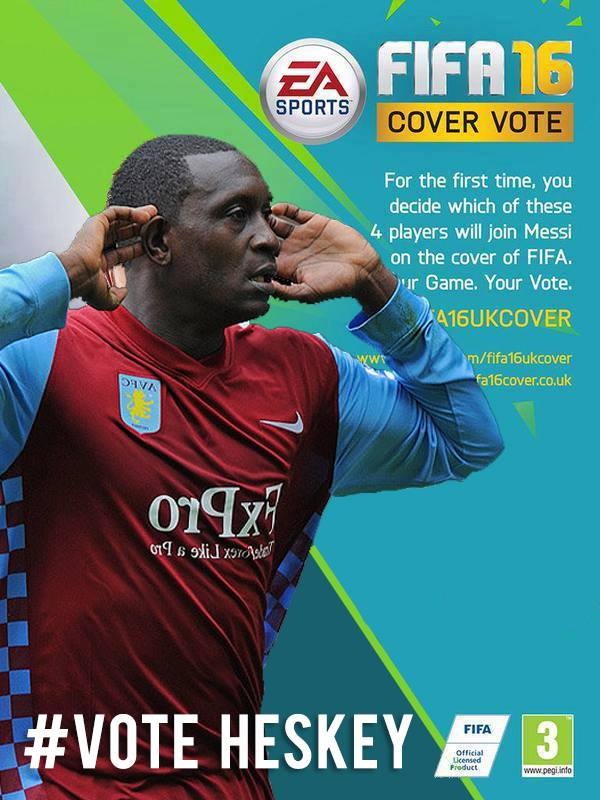 Fans Of FIFA To Choose Cover Stars For FIFA 16 11303624 10152740676231324 846956263 n