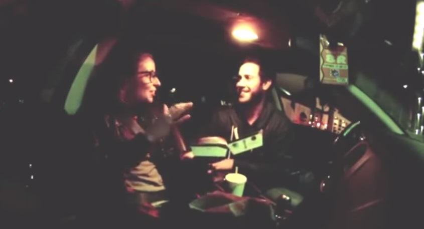 Lad Proposes To Girlfriend By Putting Engagement Ring In McChicken Sandwich Box 114