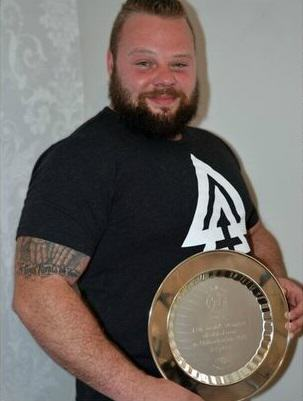 This British Lad Is The Worlds Strongest Disabled Man 1154