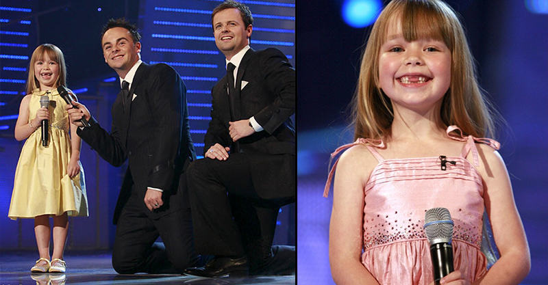 Time To Feel Old, This Is Connie Talbot From Britains Got Talent 2007 1156