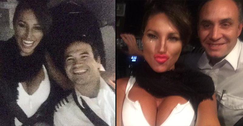 Pilots Sacked For Letting Playboy Model Fly Their Plane 1161