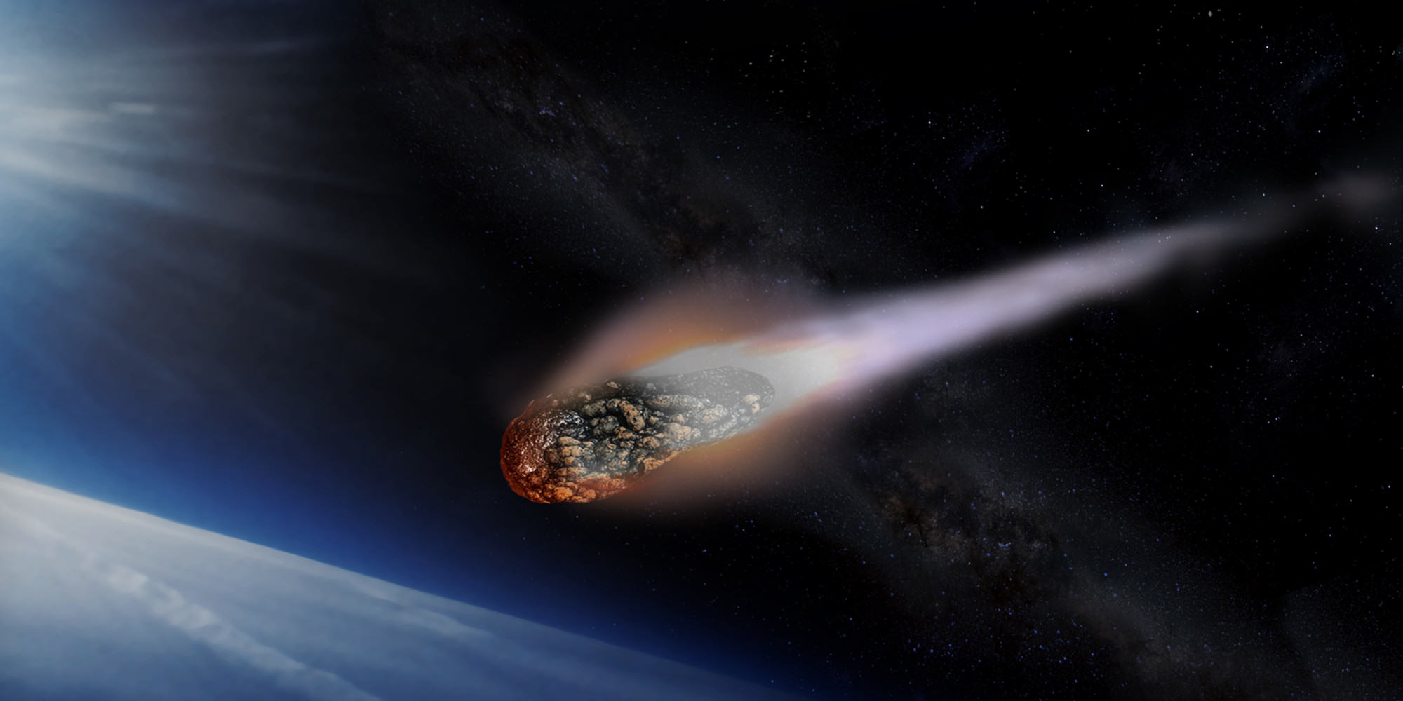 Asteroid Heading For Britain And Could Potentially Kill Thousands 1167