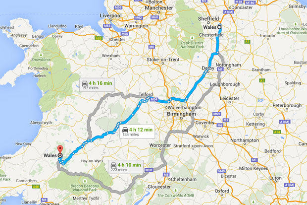 Belgium Fans Gutted After Travelling To Wrong Wales For Euro Qualifier 218