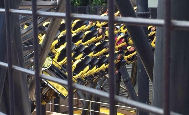 Four Injured In Alton Towers Rollercoaster Crash 556dc9c741c0f