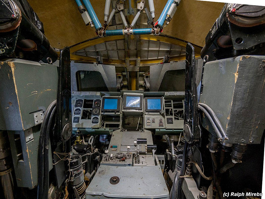 Urban Explorer Finds Lonely Remains Of The Soviet Space Shuttle Program 6S