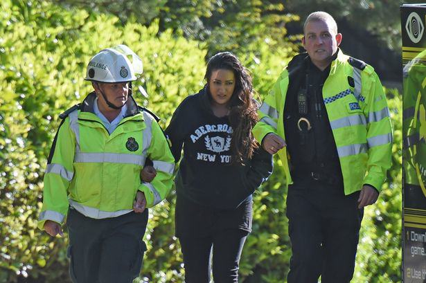 Alton Towers Could Take Smiler Down For Good After Accident Alton Towers Smiler