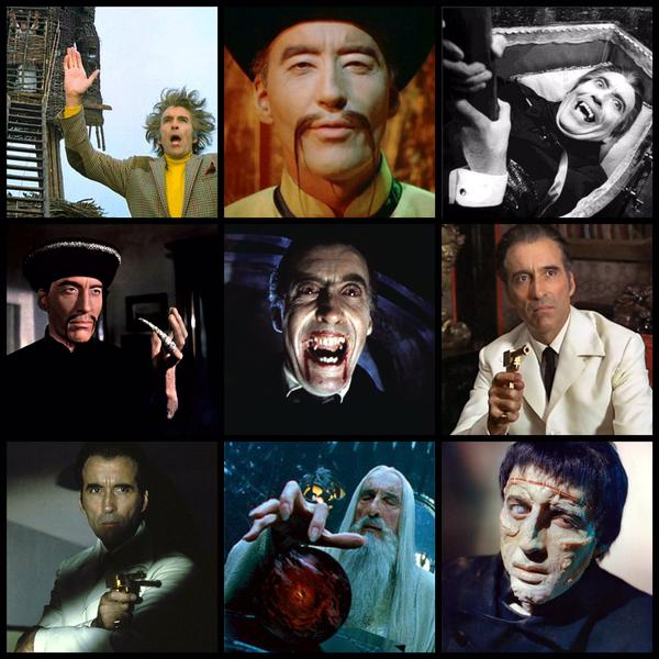 RIP Sir Christopher Lee, The Ultimate Film Villain CHN7USTW0AEAmS3