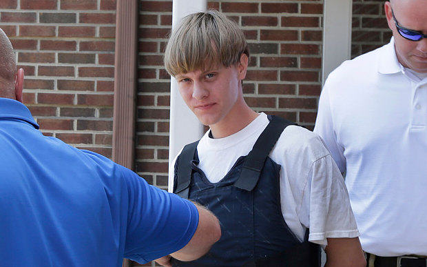 South Carolina Governor Calls For Death Penalty For Dylann Roof Charleston shootin 3346651b