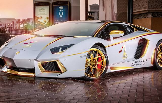 The UNILAD Guide To Buying Fathers Day Gifts Lambo Gold 1 640x406