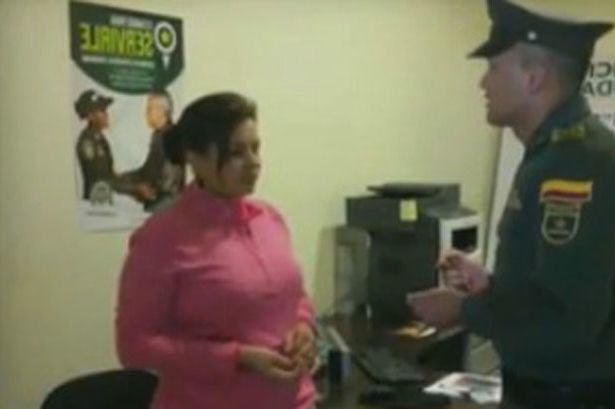 Woman Tries To Smuggle Cocaine From Colombia To Spain, Using Breast Implants Paola Deyanira Sabillon