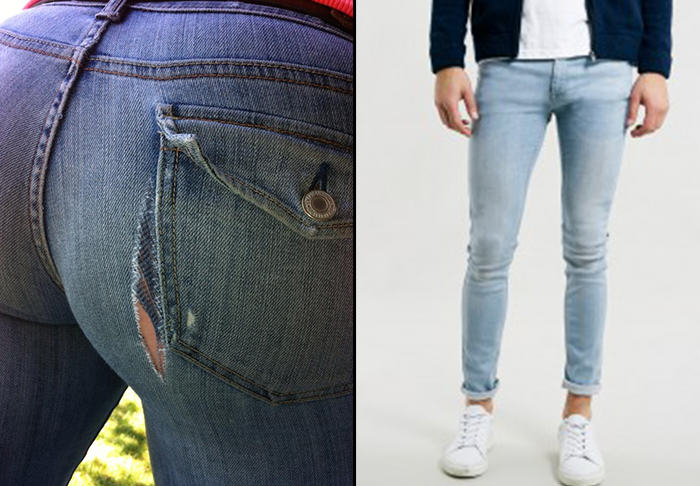 Health Warning   Your Skinny Jeans Are Damaging Your Muscles And Nerves SIT61