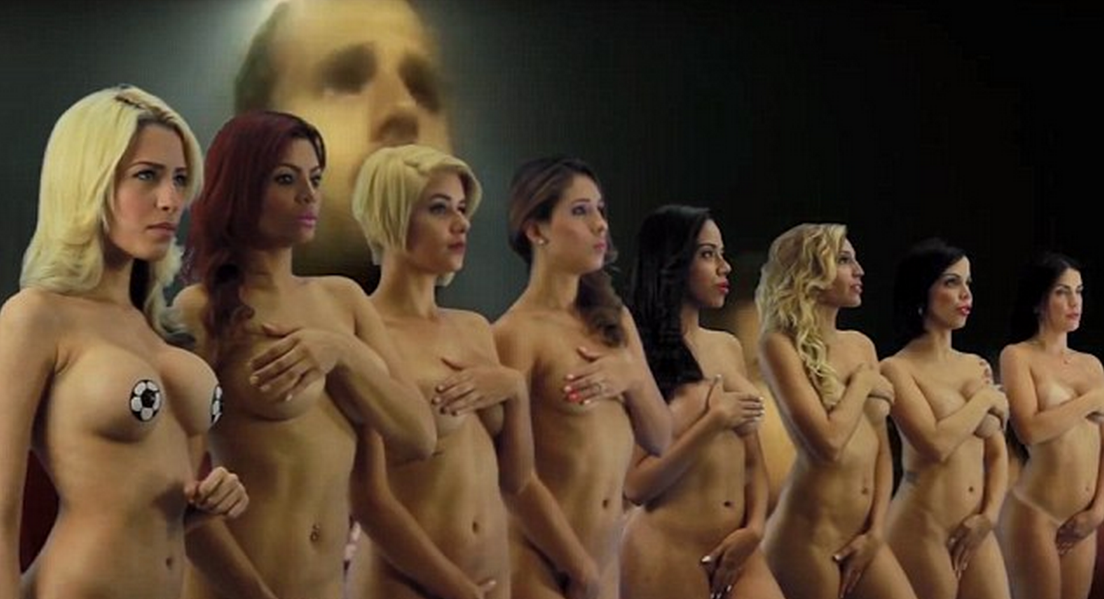 Venezuelan News Team Strip Naked To Support Team In Copa America Screen Shot 2015 06 10 at 13.15.01