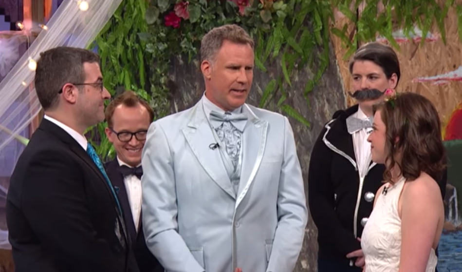 Will Ferrell Delivers Wedding Speech To Couple He Doesnt Know Screen Shot 2015 06 26 at 13.54.42