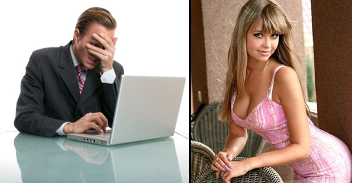 Nine Men Arrested For Running A Dating Site with 2.7 Million Men And Just ONE Genuine Woman TN137