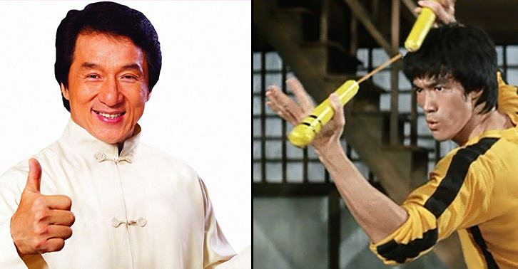 Who Would Win In A Real Fight, Jackie Chan Or Bruce Lee? TN155