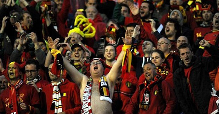Belgium Fans Gutted After Travelling To Wrong Wales For Euro Qualifier TN161