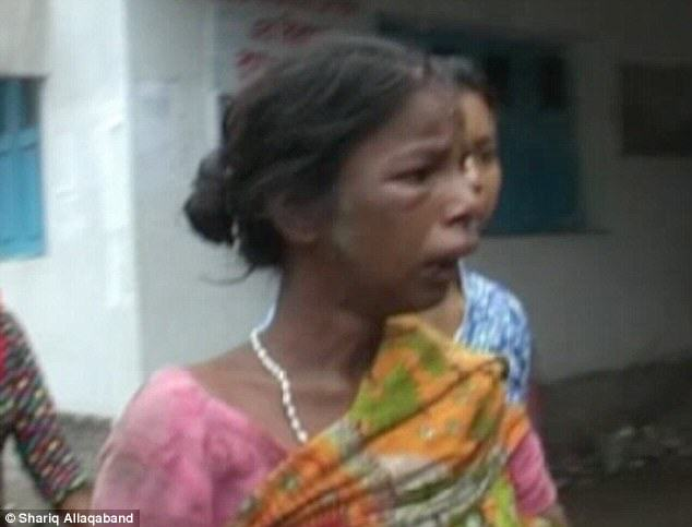 Alcoholic Mother Found Eating Two Year Old Child Alive alcoholic1