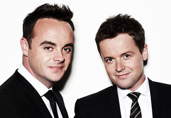 ITV Bosses Pay Ant And Dec Over £23,000 A Day ant and dec WEB