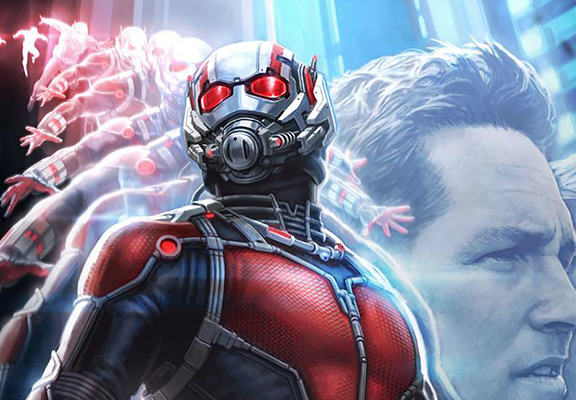 The New Ant Man Trailer Is Here, But Its A Little Bit Spoilery ant man web