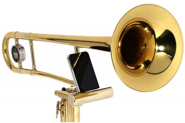 The UNILAD Guide To Buying Fathers Day Gifts ars001 Trombone iPhone Speaker 1 640x426