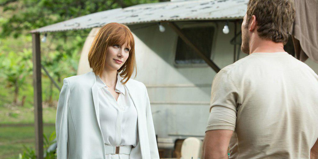 Jurassic World Fans Go Into Meltdown Over Bryce Dallas Howards Heels In The Movie bdy