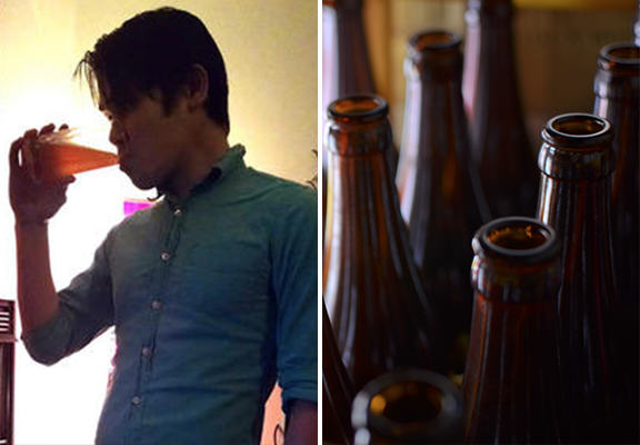 Homebrewer Wakes From Coma Wanting To Know If His Beer Is Alright beer brewer WEB
