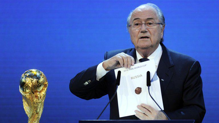 FIFA Presidential Election To Replace Sepp Blatter Likely For Mid December blatter russia