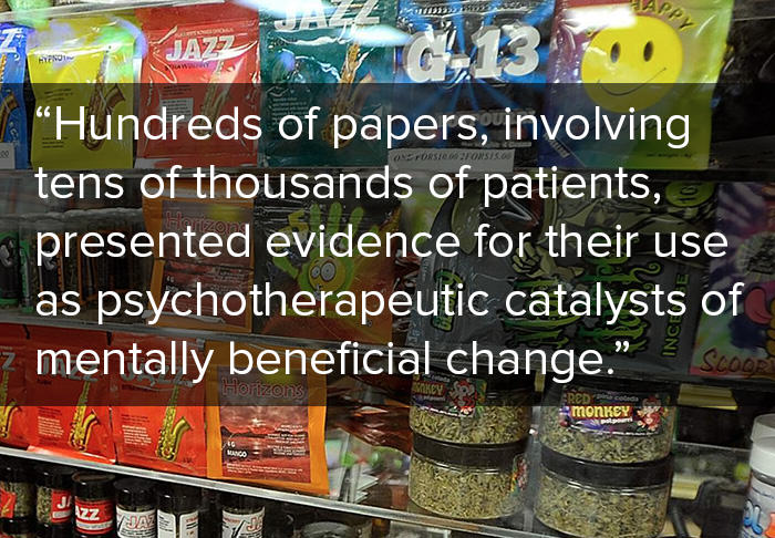 This Is What Drug Experts Think Of The Ban On Legal Highs chagneimage
